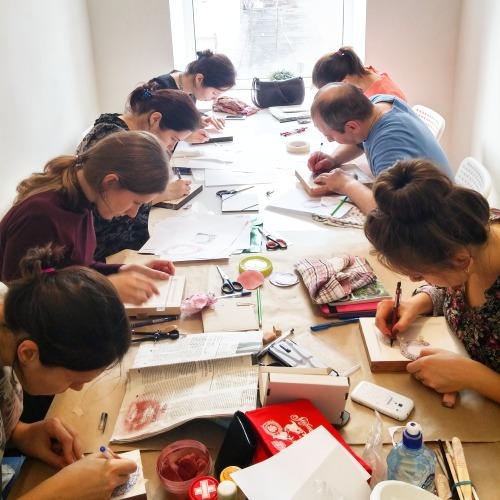 Отчет о проведении мастер-класса 1 октября
